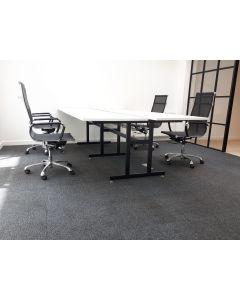 Axis Bench Desk System Modular POD of 4 - each desk 1400 x 685mm