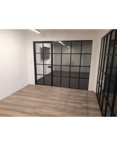 Crittal Style Partition Wall