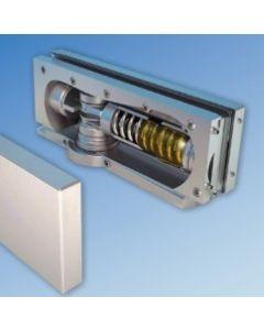 Internal Glass Partition Door 2410mm x 900mm - 10mm glass