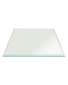 700mm x 700mm Square table top ,bevelled edges and packaging