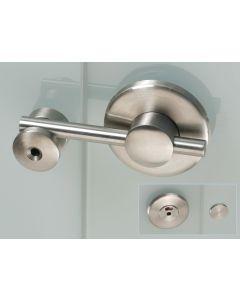 Indicator Lock for Shower Doors